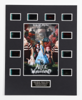 """""""Alice in Wonderland"""" LE 8x10 Custom Matted Original Film / Movie Cell Display at PristineAuction.com"""