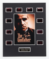 """""""The Godfather"""" LE 8x10 Custom Matted Original Film / Movie Cell Display at PristineAuction.com"""