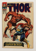 """1966 """"Thor"""" Vol. 1 Issue #135 Marvel Comic Book (See Description) at PristineAuction.com"""