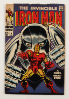 """1969 """"Iron Man"""" Vol. 1 Issue #8 Marvel Comic Book (See Description) at PristineAuction.com"""
