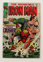 """1968 """"Iron Man"""" Vol. 1 Issue #6 Marvel Comic Book (See Description) at PristineAuction.com"""