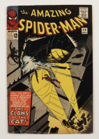 """1965 """"The Amazing Spider-Man"""" Vol. 1 Issue #30 Marvel Comic Book (See Description) at PristineAuction.com"""