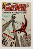 """1965 """"Daredevil"""" Vol. 1 Issue #8 Marvel Comic Book (See Description) at PristineAuction.com"""