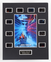 """""""Star Trek III: The Search for Spock"""" LE 8x10 Custom Matted Original Film / Movie Cell Display at PristineAuction.com"""