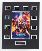 """""""Guardians of the Galaxy: Vol. 2"""" LE 8x10 Custom Matted Original Film / Movie Cell Display at PristineAuction.com"""