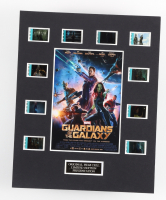 """""""Guardians of the Galaxy"""" LE 8x10 Custom Matted Original Film / Movie Cell Display at PristineAuction.com"""