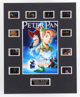 """""""Peter Pan"""" LE 8x10 Custom Matted Original Film / Movie Cell Display at PristineAuction.com"""