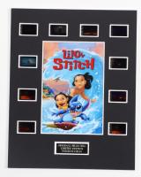 """Lilo & Stitch"" LE 8x10 Custom Matted Original Film / Movie Cell Display at PristineAuction.com"