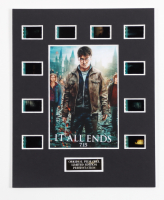 """""""Harry Potter and the Deathly Hallows - Part 2"""" LE 8x10 Custom Matted Original Film / Movie Cell Display at PristineAuction.com"""