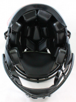 Jerome Bettis, Hines Ward & Ben Roethlisberger Signed Steelers Full-Size Authentic On-Field Eclipse Alternate Speed Helmet (Beckett Hologram & Fanatics Hologram) at PristineAuction.com