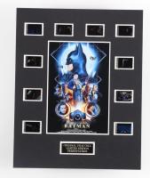 """Batman"" LE 8x10 Custom Matted Original Film / Movie Cell Display at PristineAuction.com"
