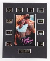 """""""Dirty Dancing"""" LE 8x10 Custom Matted Original Film / Movie Cell Display at PristineAuction.com"""