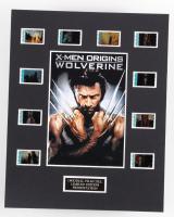 """X-Men Origins: Wolverine"" LE 8x10 Custom Matted Original Film / Movie Cell Display at PristineAuction.com"
