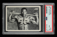 Bo Jackson 1990 Score #697 FB/BB (PSA 8) at PristineAuction.com