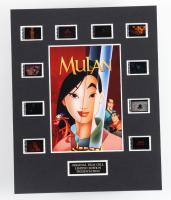 """Mulan"" LE 8x10 Custom Matted Original Film / Movie Cell Display at PristineAuction.com"
