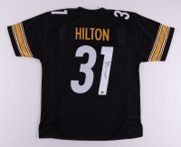Mike Hilton Signed Jersey (RSA Hologram) at PristineAuction.com