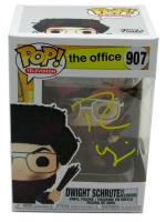 "Rainn Wilson Signed ""The Office"" #907 Dwight Schrute Funko Pop! Vinyl Figure (PSA COA) at PristineAuction.com"