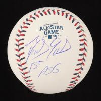"Domingo German Signed 2019 All-Star Game OML Baseball Inscribed ""1st ASG"" (JSA COA & USA SM Hologram) at PristineAuction.com"