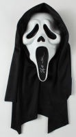 "Skeet Ulrich Signed ""Scream"" Ghost Face Mask (Beckett COA & JSA COA) at PristineAuction.com"