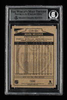 Mark Messier Signed 2013-14 O-Pee-Chee #79 (BGS Encapsulated) at PristineAuction.com