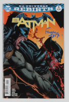 "David Finch Signed 2016 ""Batman: Rebirth"" #5 D.C. Comic Book (JSA COA) at PristineAuction.com"