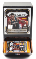2020-21 Panini Prizm Basketball Gravity Feed Box with (36) Packs at PristineAuction.com