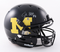 Jake Butt Signed Michigan Wolverines Full-Size Authentic On-Field Helmet (Beckett Hologram) at PristineAuction.com