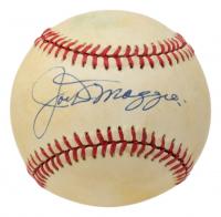Joe DiMaggio Signed OAL Baseball (Beckett LOA) at PristineAuction.com