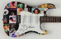 Aretha Franklin Signed Custom Electric Guitar (JSA COA) at PristineAuction.com