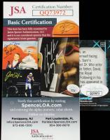 Sam Troughton 2004 Alien vs. Predator Autographs #A3 (JSA COA) at PristineAuction.com