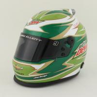 Chase Elliott 2019 NASCAR Mountain Dew Mini Helmet at PristineAuction.com