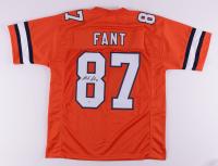 Noah Fant Signed Jersey (Beckett Hologram) at PristineAuction.com