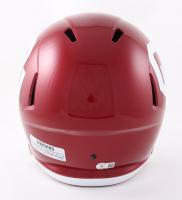 Spencer Rattler Signed Oklahoma Sooners Full-Size Speed Helmet (Beckett COA) at PristineAuction.com