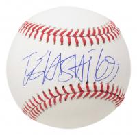 Tekashi 6ix9ine Signed OML Baseball (Beckett Hologram) at PristineAuction.com
