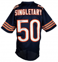 """Mike Singletary Signed Jersey Inscribed """"HOF 98"""" (PSA COA) at PristineAuction.com"""