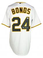Barry Bonds Signed Pirates Majestic Jersey (JSA COA) at PristineAuction.com