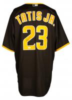 Fernando Tatis Jr. Signed Padres Nike Jersey (JSA COA) at PristineAuction.com