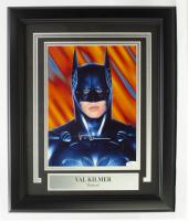 "Val Kilmer Signed ""Batman Forever"" 11x14 Custom Framed Photo Display (JSA COA) at PristineAuction.com"