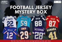 Press Pass Collectibles 2021 Football Jersey Mystery Box – Series 2 (Limited to 50) at PristineAuction.com