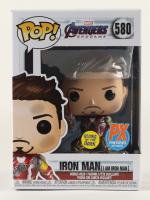 "Iron Man 'I am Iron Man' - ""Avengers: Endgame"" - Glow-in-the-Dark - Marvel #580 Funko Pop! Vinyl Figure at PristineAuction.com"