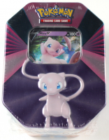 Pokemon TCG Tin - Mew V at PristineAuction.com