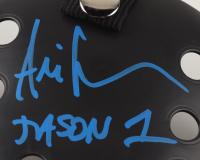 "Ari Lehman Signed Jason ""Friday the 13th"" Hockey Mask Inscribed ""Jason 1"" (Beckett COA) at PristineAuction.com"