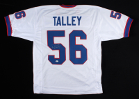 Darryl Talley Signed Jersey (Beckett Hologram) at PristineAuction.com