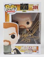 "Michael Cudlitz Signed ""The Walking Dead"" #309 Abraham Funko Pop! Vinyl Figure (JSA COA) at PristineAuction.com"