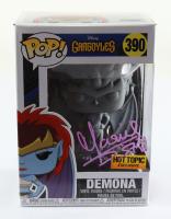 "Marina Sirtis Signed ""Gargoyles"" #390 Demona Funko Pop! Vinyl Figure (JSA COA) at PristineAuction.com"