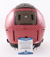 """Brandon Aiyuk Signed Full-Size Authentic On-Field Hydro-Dipped F7 Helmet Inscribed """"2020 1st RD Pick"""" & """"Yards After King"""" (Beckett COA) at PristineAuction.com"""