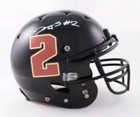 Dyami Brown Signed Full-Size Youth Authentic On-Field Helmet (Beckett Hologram) (See Description) at PristineAuction.com
