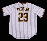 Fernando Tatis Jr. Signed Padres Jersey (JSA COA & USA SM COA) at PristineAuction.com