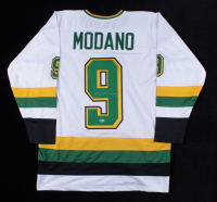Mike Modano Signed Jersey (Beckett Hologram) (See Description) at PristineAuction.com