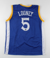Kevon Looney Signed Jersey (Beckett COA) at PristineAuction.com